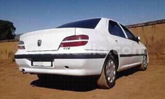 Acheter Occasion Voiture Peugeot 406 Blanc à Antananarivo, Analamanga