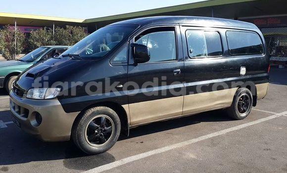 Acheter Occasion Voiture Hyundai H1 Noir à Antananarivo, Analamanga