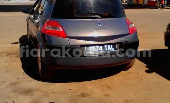 Acheter Occasion Voiture Renault Megane Noir à Antananarivo au Analamanga