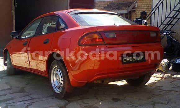 Acheter Occasion Voiture Mazda 323 Rouge à Antananarivo, Analamanga