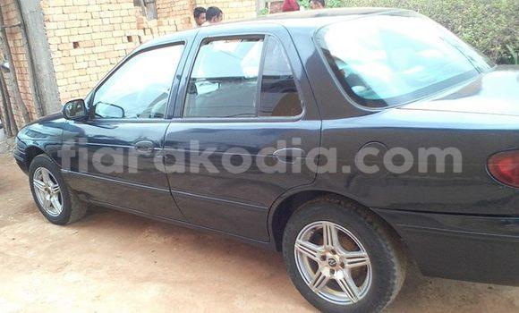 Acheter Occasion Voiture Kia Sephia Noir à Antananarivo au Analamanga