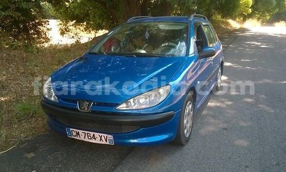 Acheter Occasion Voiture Peugeot 206 Bleu à Antananarivo, Analamanga