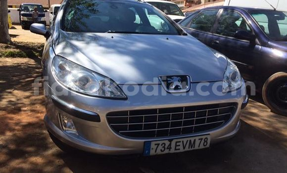 Acheter Occasion Voiture Peugeot 407 Gris à Antananarivo au Analamanga
