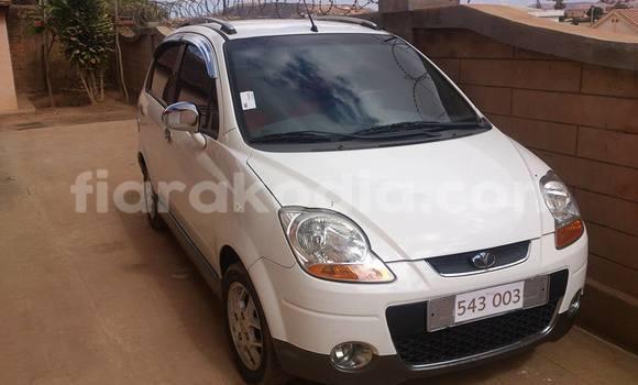 Acheter Occasions Voiture Daewoo Matiz Blanc à Antananarivo au Analamanga