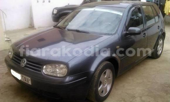 Acheter Occasion Voiture Volkswagen Golf Noir à Antananarivo, Analamanga