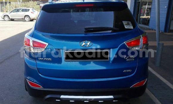 Acheter Occasion Voiture Hyundai ix35 Bleu à Antananarivo, Analamanga