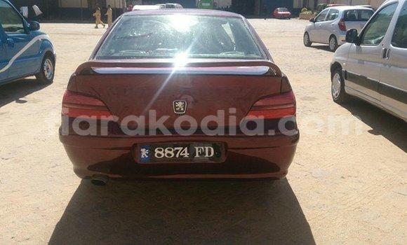 Acheter Occasion Voiture Peugeot 406 Rouge à Antananarivo au Analamanga