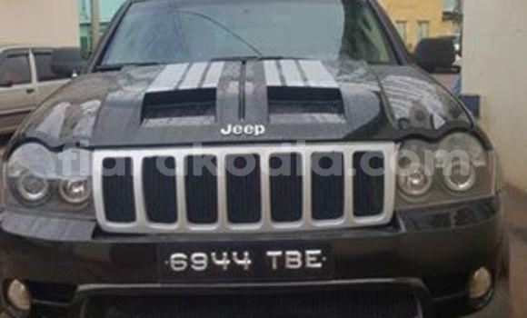 Acheter Occasions Voiture Jeep Grand Cherokee Noir à Antananarivo au Analamanga