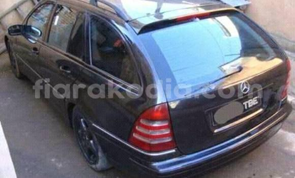 Acheter Occasion Voiture Mercedes‒Benz C–Class Noir à Antananarivo, Analamanga