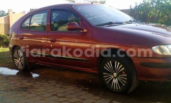 Acheter Occasion Voiture Renault Megane Rouge à Antananarivo au Analamanga