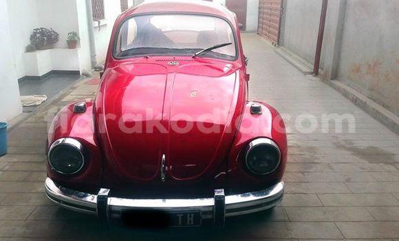 Acheter Occasion Voiture Volkswagen Beetle Rouge à Antananarivo, Analamanga