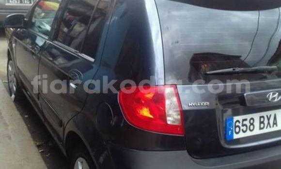 Acheter Occasions Voiture Hyundai Getz Noir à Antananarivo au Analamanga