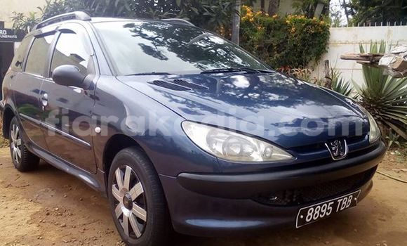 Acheter Occasion Voiture Peugeot 206 Bleu à Antananarivo au Analamanga