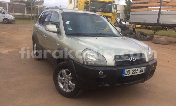 Acheter Occasion Voiture Hyundai Tucson Gris à Antananarivo au Analamanga