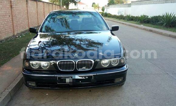 Acheter Occasion Voiture BMW 5-Series Noir à Antananarivo au Analamanga