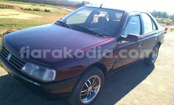 Acheter Occasion Voiture Peugeot 406 Rouge à Antananarivo, Analamanga