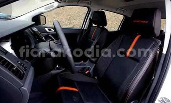 Acheter Occasion Voiture Ford Ranger Rouge à Antananarivo, Analamanga