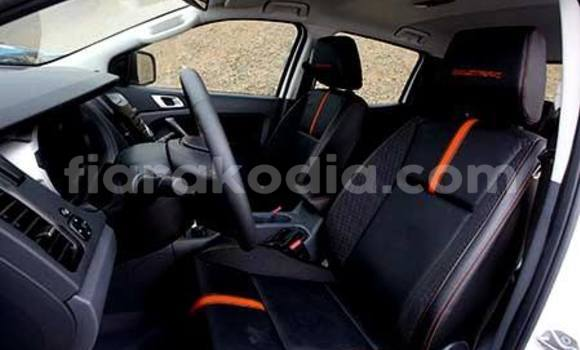 Acheter Occasion Voiture Ford Ranger Rouge à Antananarivo au Analamanga