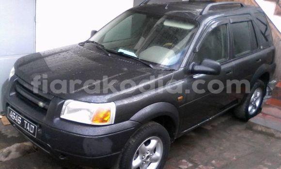 Acheter Occasion Voiture Land Rover Freelander Noir à Antananarivo, Analamanga