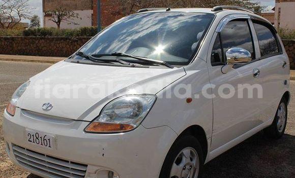 Acheter Occasion Voiture Daewoo Matiz Blanc à Antananarivo, Analamanga