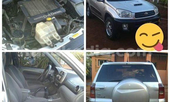 Acheter Occasion Voiture Toyota RAV4 Gris à Antananarivo au Analamanga