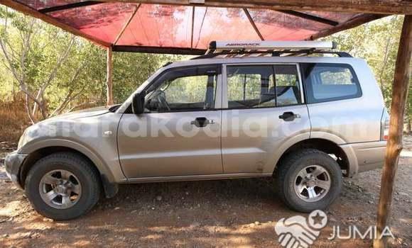 Acheter Occasion Voiture Mitsubishi Pajero Autre à Antsirabe au Vakinankaratra