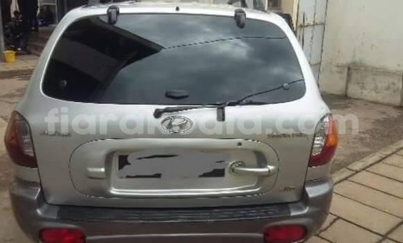 Acheter Occasion Voiture Hyundai Santa Fe Gris à Antananarivo au Analamanga