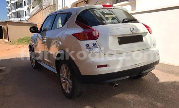 Acheter Occasion Voiture Nissan Juke Blanc à Antananarivo au Analamanga