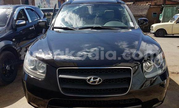 Acheter Occasion Voiture Hyundai Santa Fe Noir à Antananarivo au Analamanga