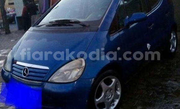 Acheter Occasion Voiture Mercedes‒Benz A–Class Bleu à Antananarivo, Analamanga