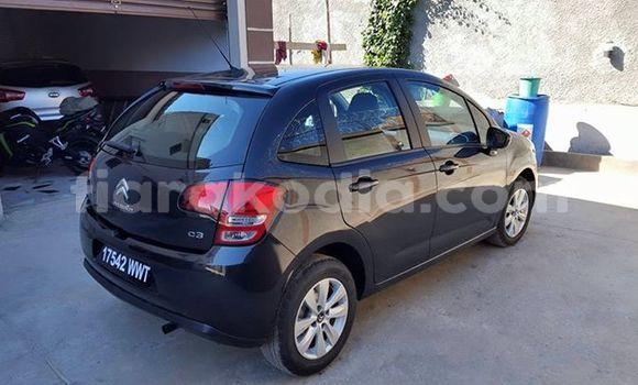 Acheter Occasion Voiture Citroen C3 Noir à Antananarivo au Analamanga