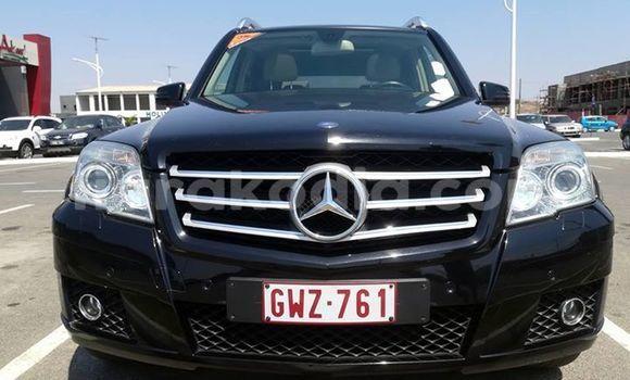 Acheter Occasion Voiture Mercedes‒Benz GLK-Class Noir à Antananarivo au Analamanga