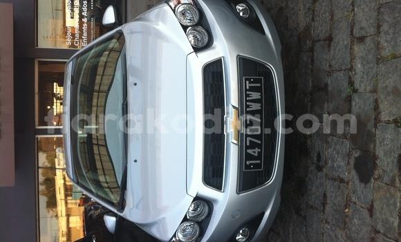Acheter Neuf Voiture Chevrolet Camaro Gris à Antananarivo au Analamanga