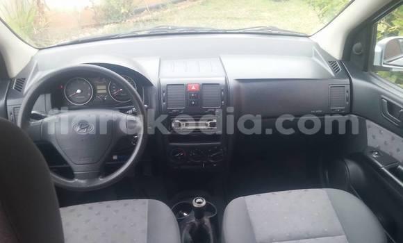 Acheter Occasion Voiture Hyundai Getz Gris à Antananarivo, Analamanga