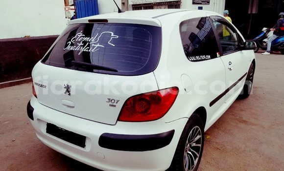 Acheter Occasion Voiture Peugeot 307 Blanc à Antananarivo au Analamanga