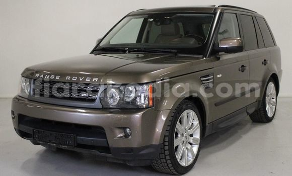 Acheter Occasion Voiture Land Rover Range Rover Autre à Antananarivo au Analamanga