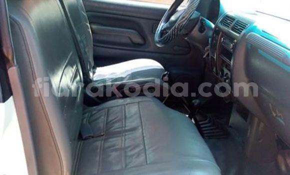 Acheter Occasion Voiture Toyota Prado Blanc à Antananarivo au Analamanga