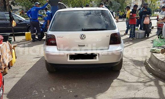Acheter Occasion Voiture Volkswagen Golf Gris à Antananarivo au Analamanga