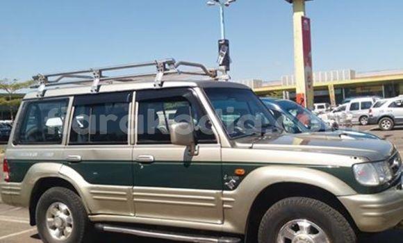 Acheter Occasion Voiture Mitsubishi Pajero Autre à Antananarivo au Analamanga