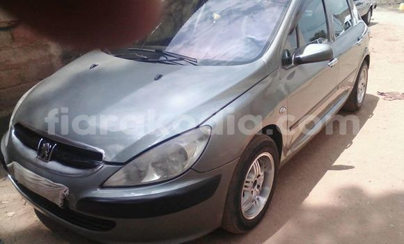 Acheter Occasion Voiture Peugeot 307 Gris à Antananarivo au Analamanga