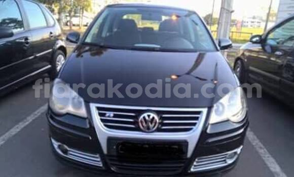 Acheter Occasion Voiture Volkswagen Polo Noir à Antananarivo au Analamanga
