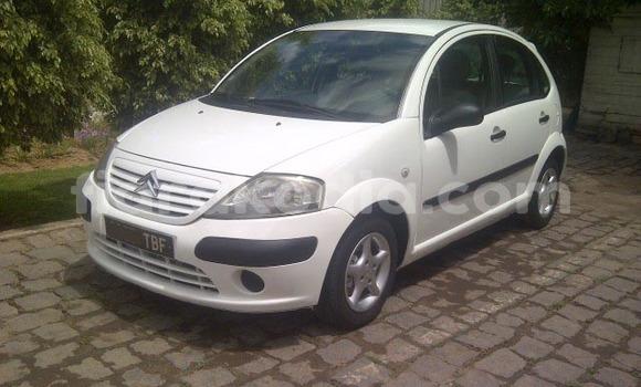 Acheter Occasion Voiture Citroen C3 Blanc à Antananarivo au Analamanga