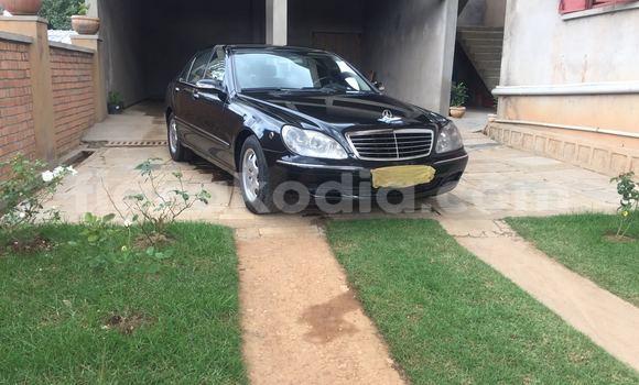 Acheter Occasion Voiture Mercedes‒Benz S-Class Noir à Antananarivo au Analamanga