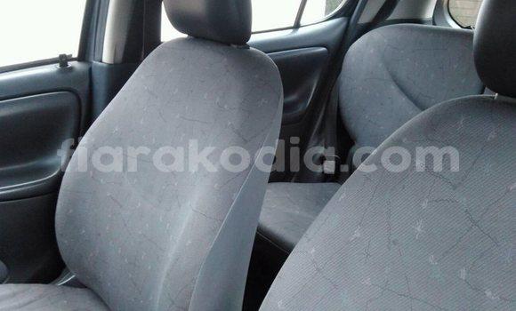Acheter Occasion Voiture Toyota Yaris Gris à Antananarivo au Analamanga