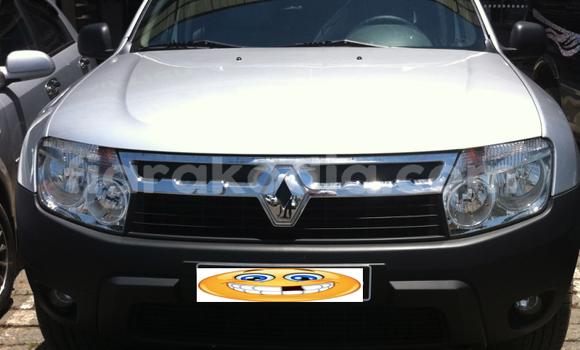 Acheter Occasion Voiture Renault Duster Gris à Antananarivo au Analamanga