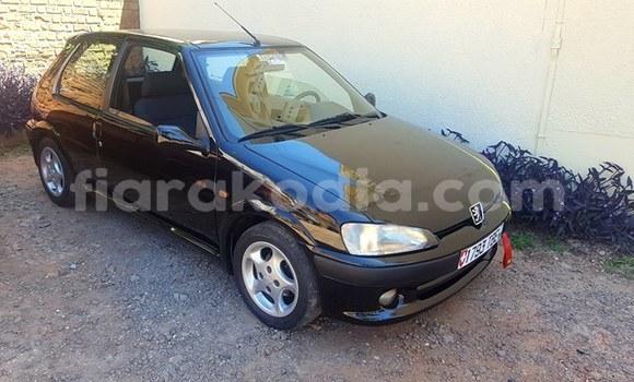 Acheter Occasion Voiture Peugeot 106 Noir à Antananarivo au Analamanga