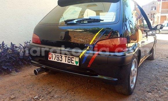 Acheter Occasion Voiture Peugeot 106 Noir à Antananarivo, Analamanga