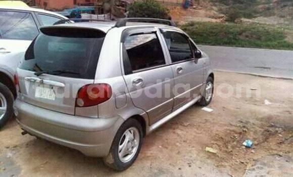 Acheter Occasions Voiture Daewoo Matiz Gris à Antananarivo au Analamanga
