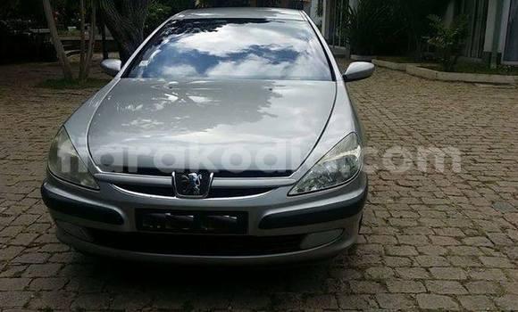 Acheter Occasion Voiture Peugeot 607 Gris à Antananarivo au Analamanga