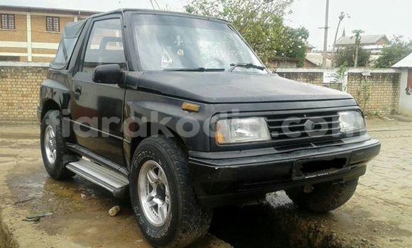 Acheter Neuf Voiture Suzuki Vitara Noir à Antananarivo au Analamanga